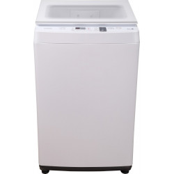 TOSHIBA 7 kg I-clean, 15-Minute Quick Wash, GREATWAVES Technology Fully Automatic Top Load White(AW-J800A-IND(WW))