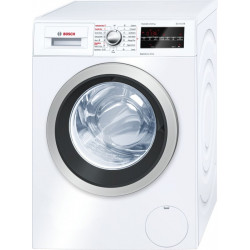 BOSCH 8/5 kg For Complete Drying Washer with Dryer with In-built Heater White(WVG30460IN)