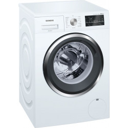 Siemens 8 kg Fully Automatic Front Load White(WM14T461IN)