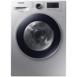 SAMSUNG 7 kg Fully Automatic Front Load Grey(WD70M4443JS/TL)