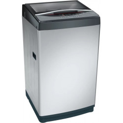 BOSCH 6.5 kg Fully Automatic Top Load Grey, Silver(WOE654S1IN)