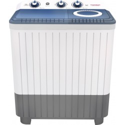 Thomson 7.5 kg 5 Star Rating, Smart Pro Wash Technology Semi Automatic Top Load White, Blue, Grey(SA97500)