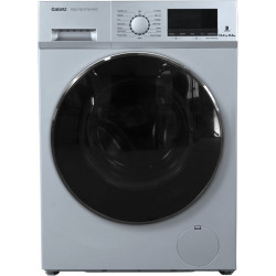 Galanz 10/6 kg Quick Wash, Inverter Washer with Dryer with In-built Heater Silver(XQG100-DT614VE)