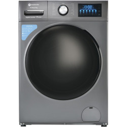 Motorola 10.5/6 kg Smart Wi-Fi Enabled Inverter Technology Washer with Dryer with In-built Heater Grey(105WDIWBMDG)