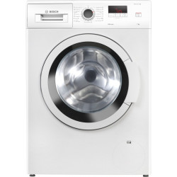 BOSCH 7 kg INVERTER TOUCH CONTROL Fully Automatic Front Load with In-built Heater White(WAJ2006EIN)