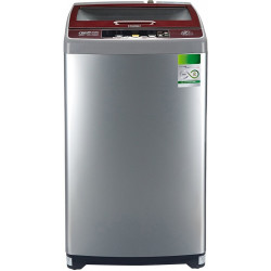 Haier 6.5 kg Fully Automatic Top Load Silver(HWM65-707NZP)