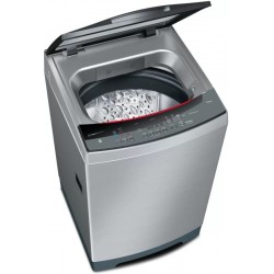 BOSCH 12 kg Fully Automatic Top Load Silver(WOA126X1IN)