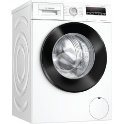 BOSCH 8 kg INVERTER TOUCH CONTROL Fully Automatic Front Load with In-built Heater White(WAJ24267IN)
