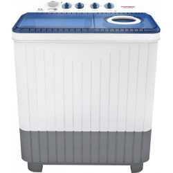 Thomson 8.5 kg 5 Star Rating, Smart Pro Wash Technology Semi Automatic Top Load White, Blue, Grey(SA98500)