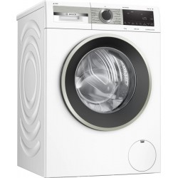 BOSCH 10 kg Fully Automatic Front Load with In-built Heater White(10 kg InverterFully-Automatic Front Loading Washing Machine WGA254A0IN, White, Inbuilt Heater))