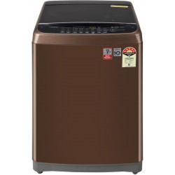 LG 8 kg Fully Automatic Top Load Brown(T80SJAS1Z)