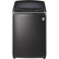 LG 11 kg Fully Automatic Top Load with In-built Heater Black(THD11STB)