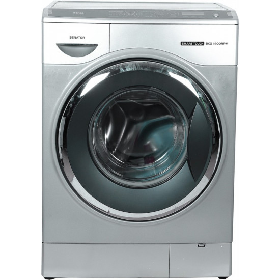 IFB 8 kg Fully Automatic Front Load Silver(Senator Smart Touch SX)