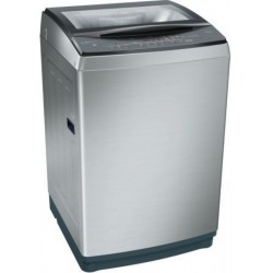 Bosch 10 kg Fully Automatic Top Load Silver(WOA106X0IN)