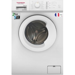 Thomson 8.5 kg Fully Automatic Front Load with In-built Heater White(TFL8500)