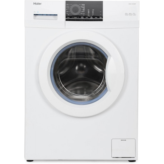 Haier 6 kg Fully Automatic Front Load with In-built Heater White(HW60-10829NZP)