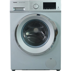 Galanz 10 kg Quick Wash, Inverter Fully Automatic Front Load with In-built Heater Silver(XQG100-T514VE)