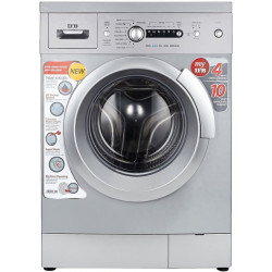 IFB 6 kg 5 Star Fully Automatic Front Load with In-built Heater Silver(Diva Aqua SX)