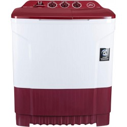 Godrej 7.2 kg Semi Automatic Top Load Red, White(WS EDGE CLS 7.2 PN2 M)