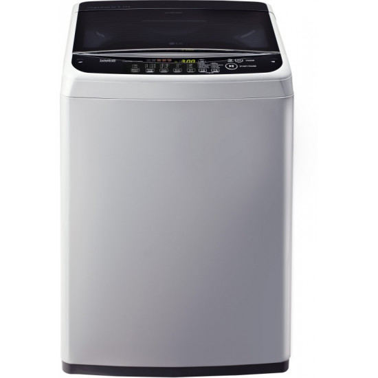 LG 6.2 kg Fully Automatic Top Load Silver(T7288NDDLG)